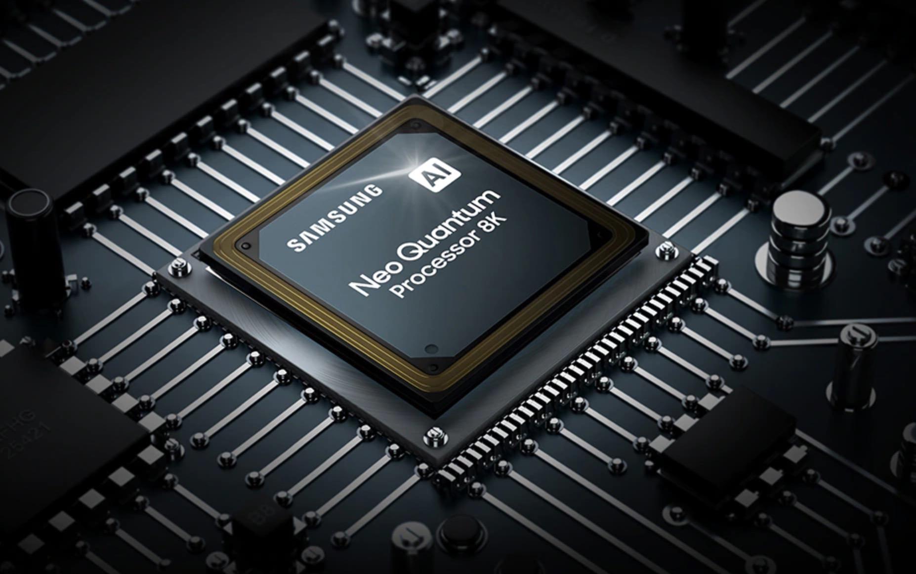 Processeur Neo Quantum de Samsung
