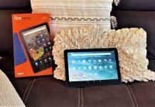 Tablette Fire HD 10 Amazon
