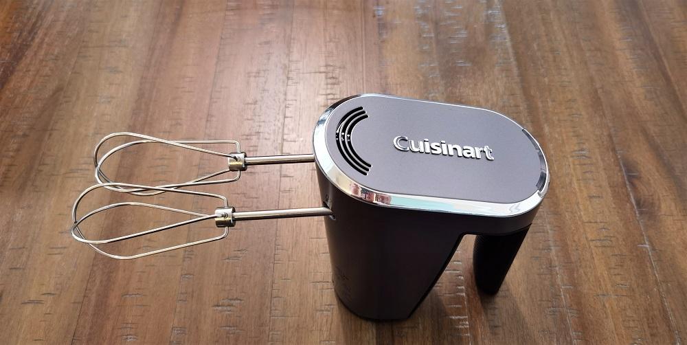 Batteur à main électrique à 5 vitesses de Cuisinart