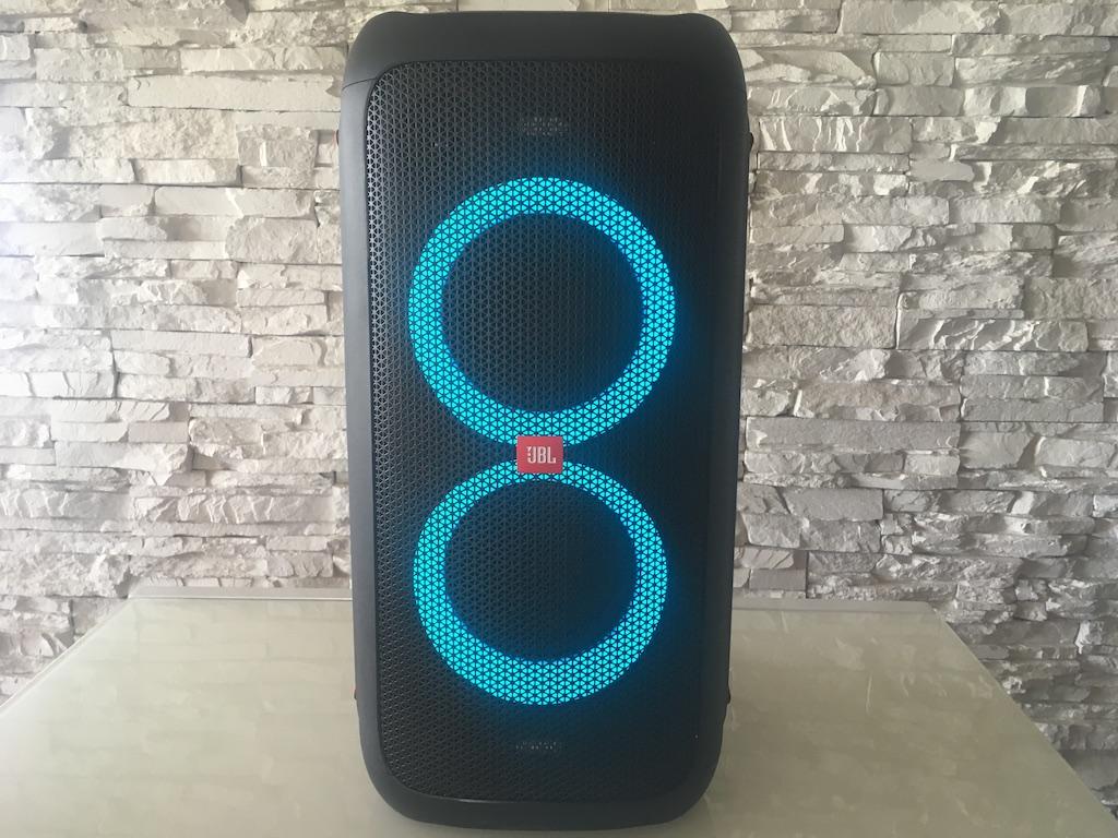 Haut-parleur sans fil PartyBox 100 de JBL