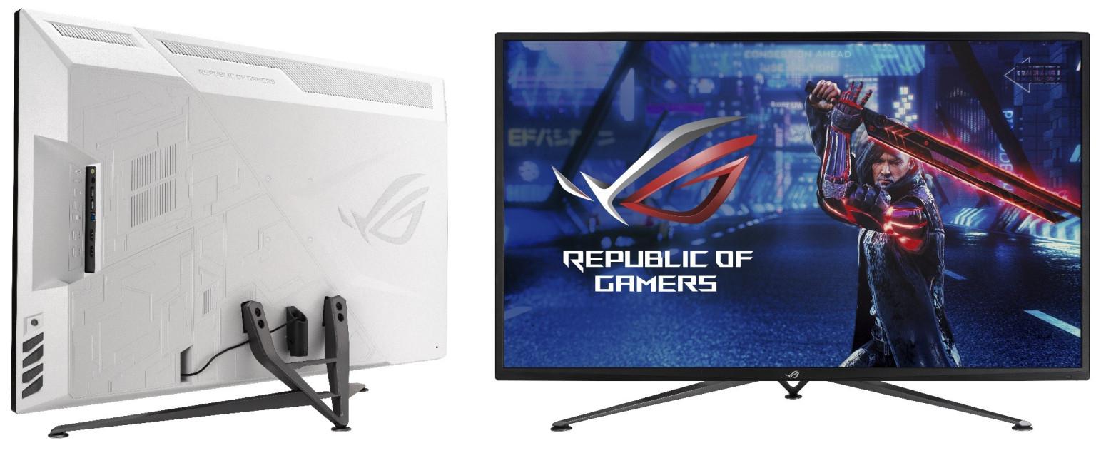Strix Xbox Edition Gaming Monitor XG43UQ d'ASUS
