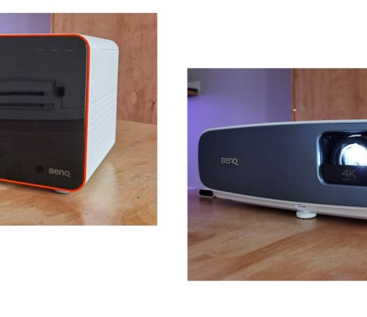 BenQ projectors for a summer sports viewing party image