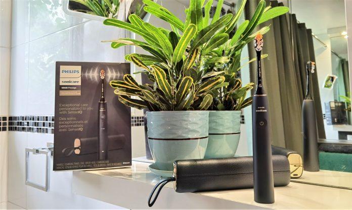 Brosse à dents électrique Philips Prestige de Sonicare