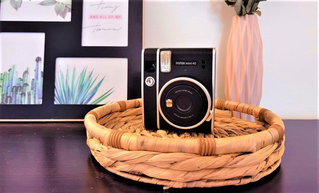 Instax Mini 40 de Fujifilm