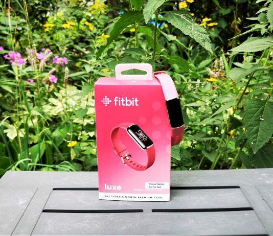 moniteur de mise en forme Fitbit Luxe