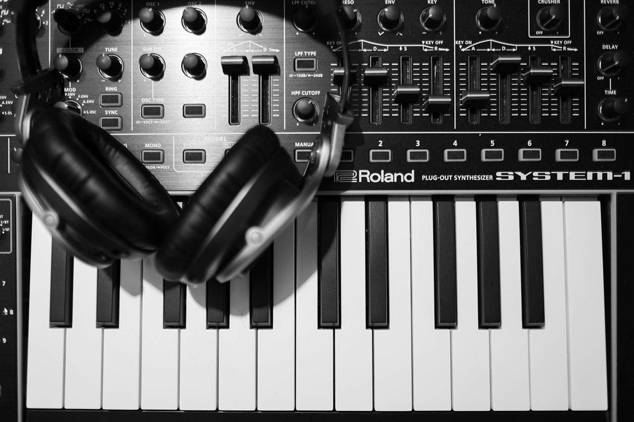 Synthétiseur Roland System-1 - conseils photo 101 (c) Stéphane Vaillancourt