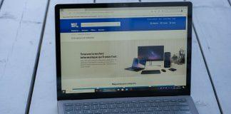 Surface Laptop 4 de Microsoft