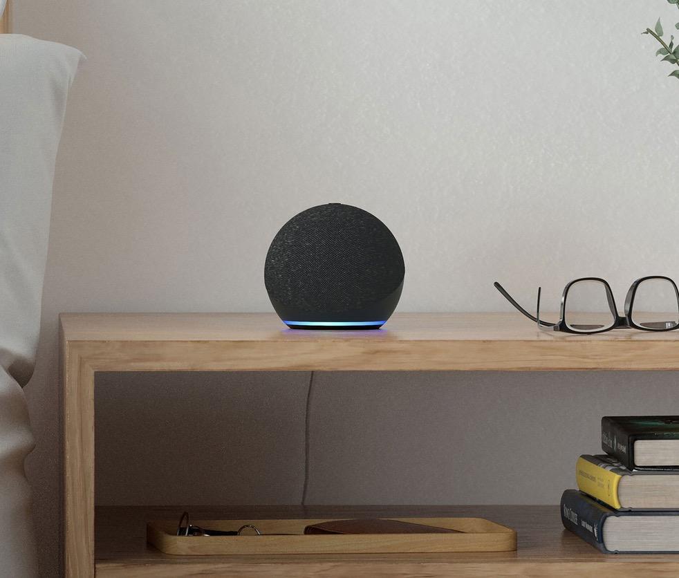 Echo Dot d'Amazon