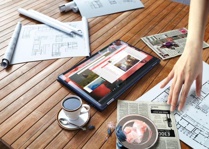 Le portable Yoga 6 tactile 2-en-1 13,3 po Lenovo