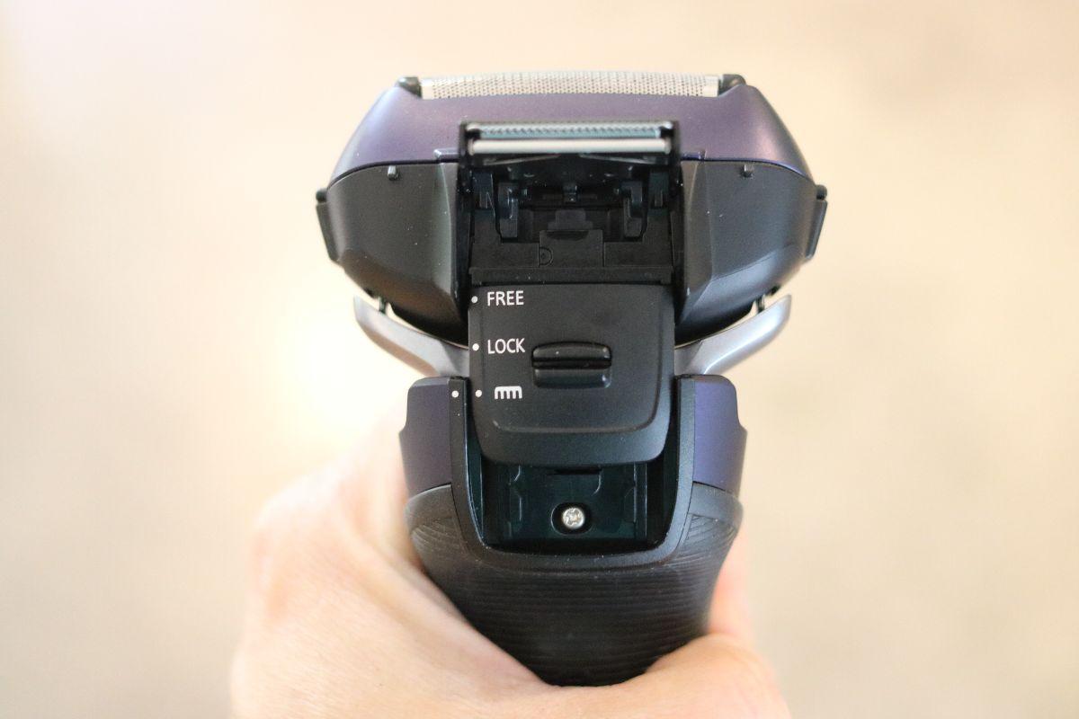 Tondeuse du rasoir Arc 3 de Panasonic (ESLT67)