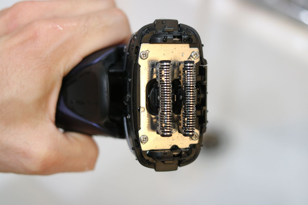Tête de rasage du rasoir Arc 3 de Panasonic (ESLT67)