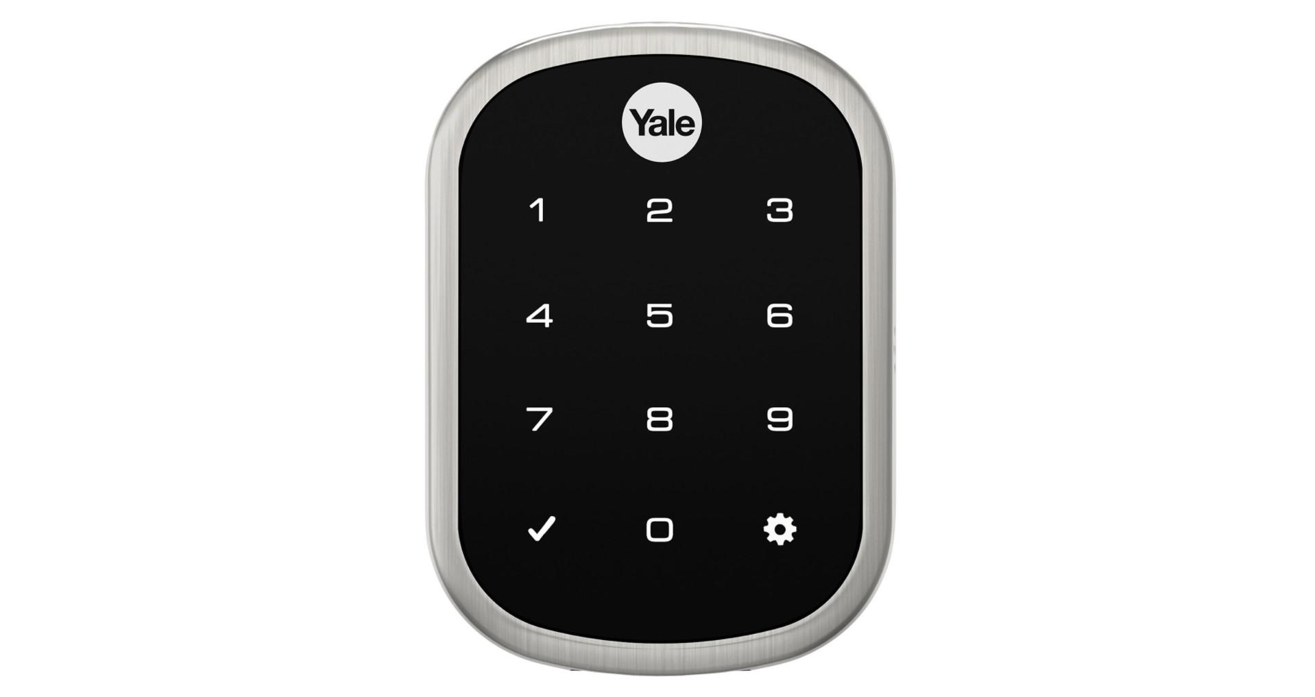 serrure intelligente Yale