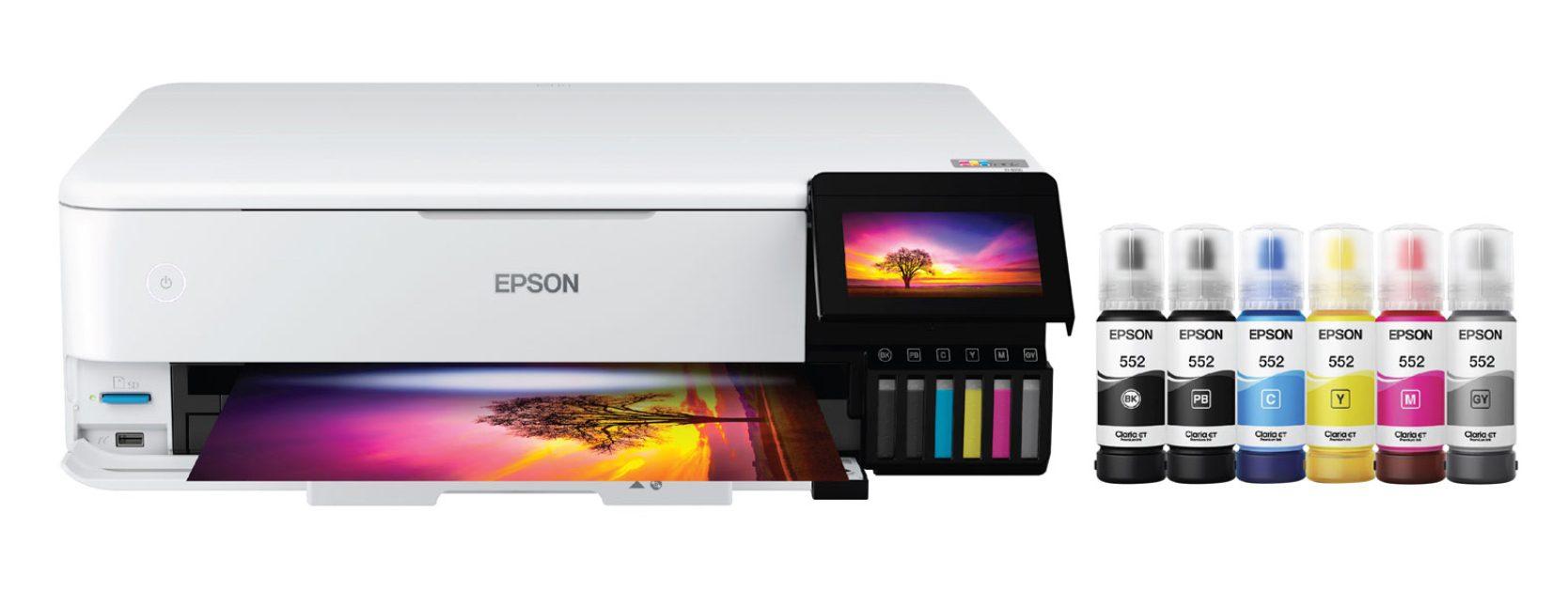 imprimante Supertank Epson