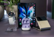 Samsung Galaxy unpacked new devices