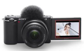 Écran pivotant de la Sony ZV-E10