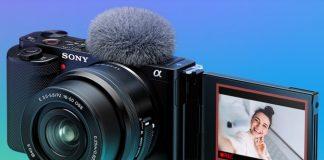 Caméra sans-miroir