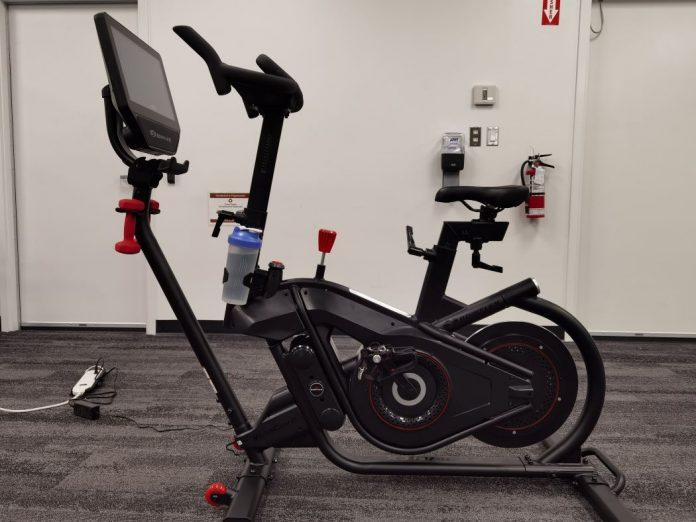 Vélo d'exercice VeloCore 22 de Bowflex