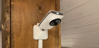 Interphone de surveillance vidéo intelligent Pro de Miku