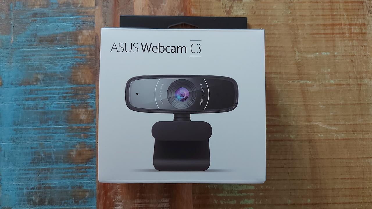 La caméra Web HD 1080p C3 d'Asus
