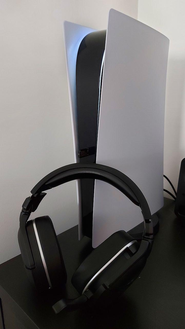 Le casque d'écoute sans fil Stealth 700 Gen 2