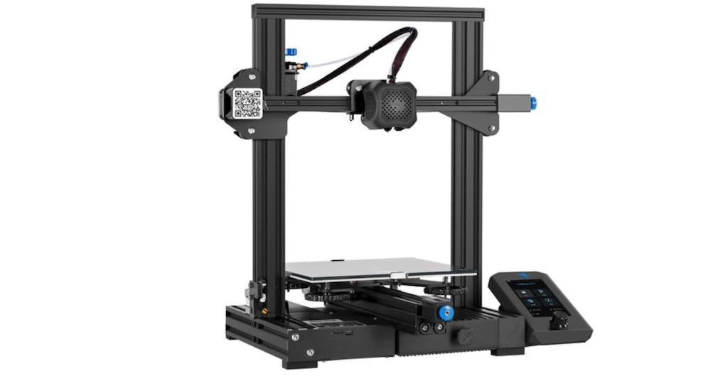 Creatlity Ender3 v2 3D printer overview