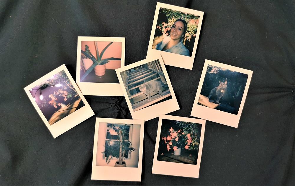 appareil photo instantané Go de Polaroid Myriam Larouche-T