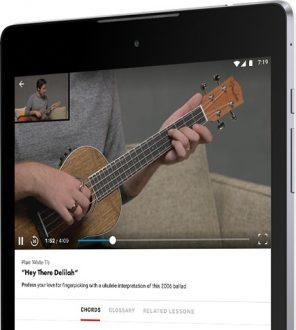 Fender Play est une excellente Appli d'apprentissage