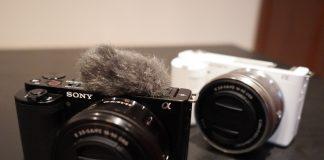 La ZV-E10 camera de vlog