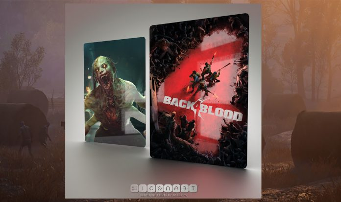 Back 4 Blood prints