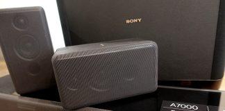 Barre de son Sony a7000