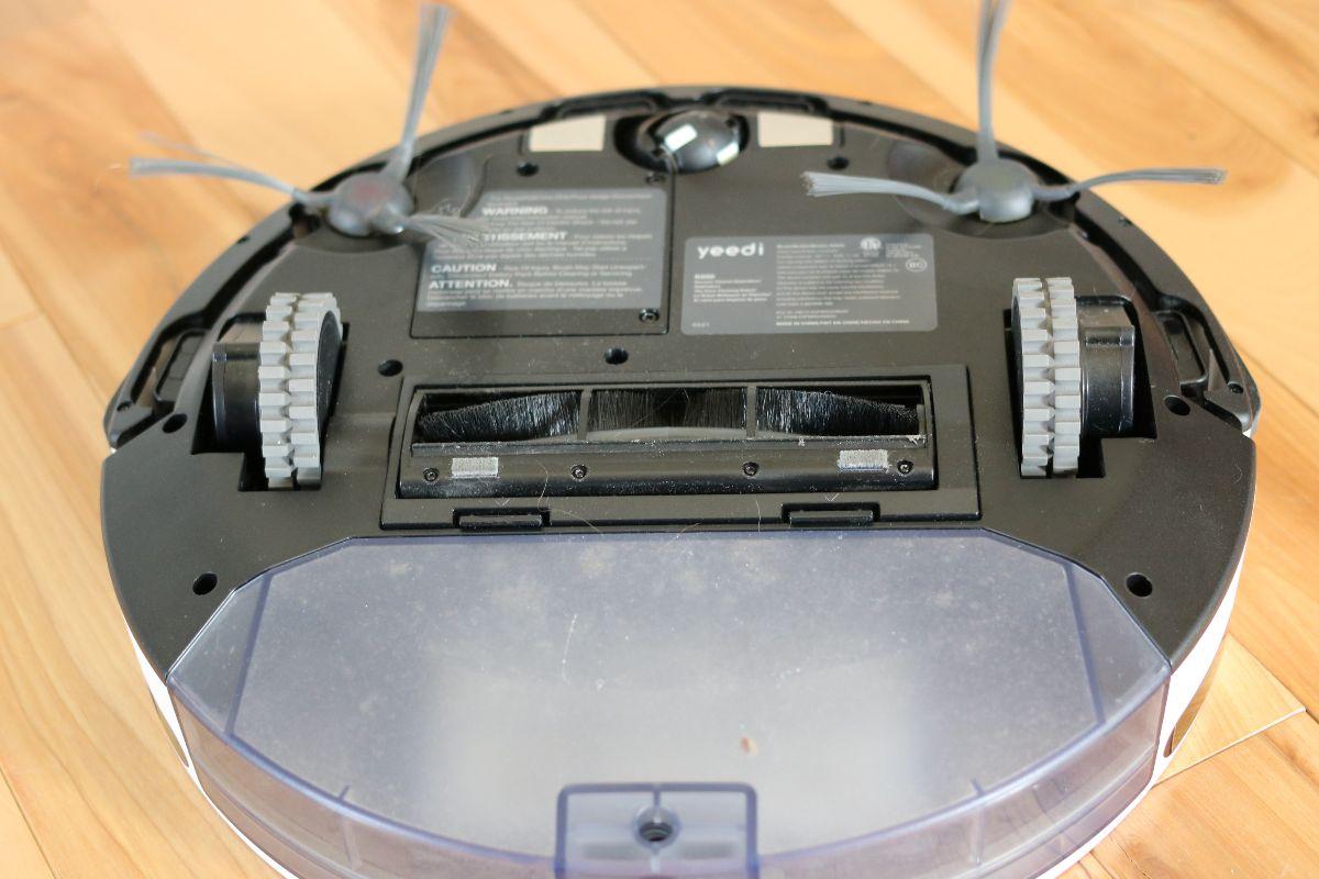 Brosse de l'aspirateur robotique yeedi K650 2000Pa