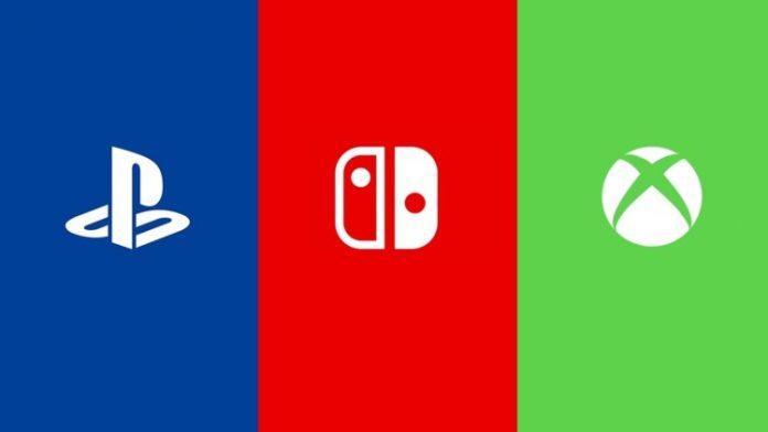 consoles jeux vidéo