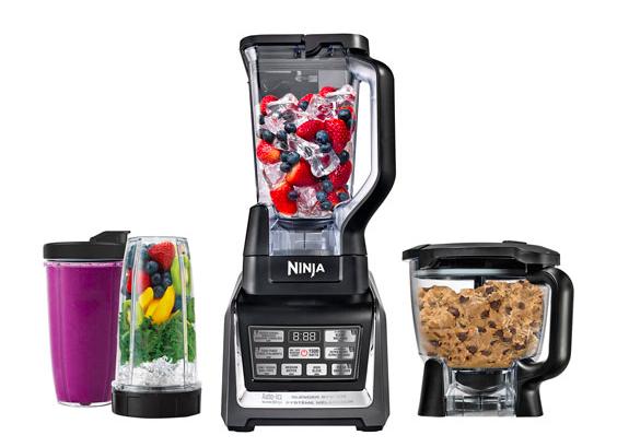 L'ensemble Nutri Ninja