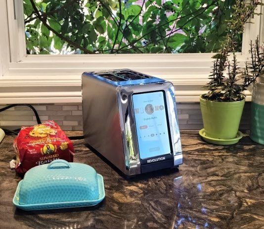 revolution toaster