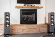 haut-parleur audio pour maison