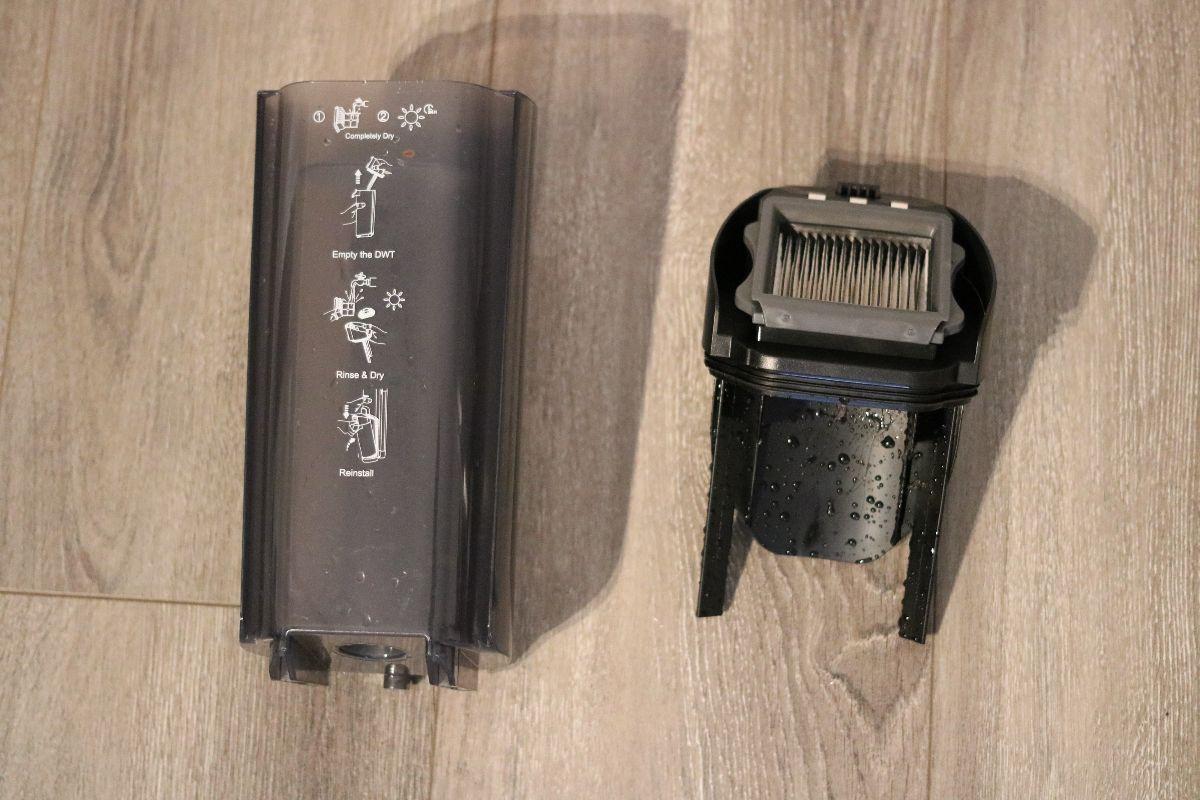 Bac eau sale aspirateur Tineco 5S